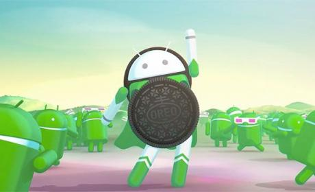 Móviles compatibles Android 8.0 Oreo