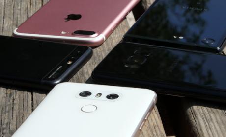 Comparativa a ciegas de móviles: tú eliges la mejor cámara