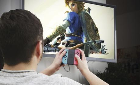 Pagar juegos de Nintendo Switch con PayPal