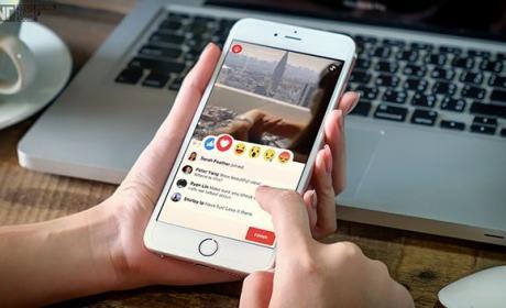 App facebook fotos 360 grados