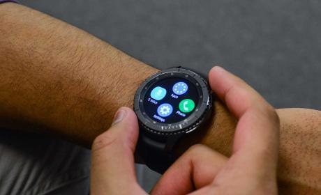 Así sería el Samsung Gear Sport