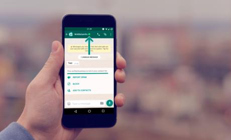WhastaApp comienza a verificar cuentas de empresas
