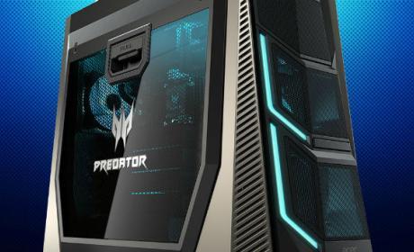 Acer Predator Orion 9000: todas las características.
