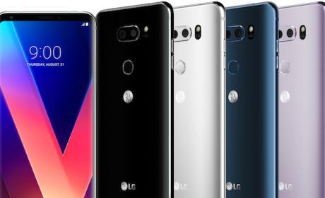 LG V30 V30+, precio y primeras impresiones