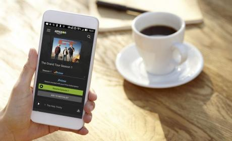app Amazon Prime Video para Android