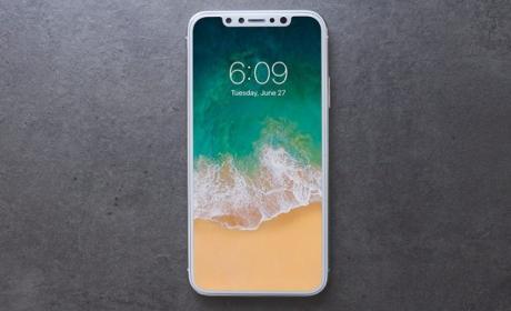 El control de gestos sustituirá al botón home en el iPhone 8