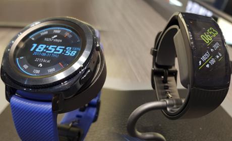 Toma de contacto: Samsung Gear Sport y Fit 2 Pro