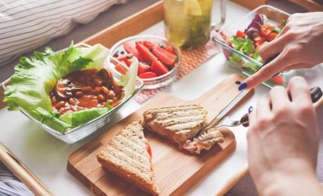 comidas y alimentos para dormir bien, mejor y más rápido