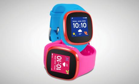 alcatel segunda version smartwatch ninos
