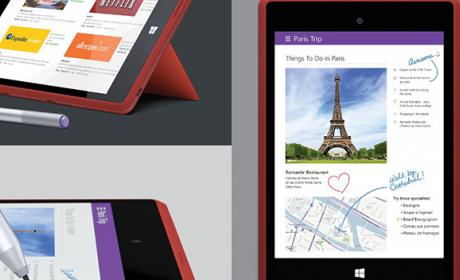 Así iba a ser la nueva Surface Mini de Microsoft