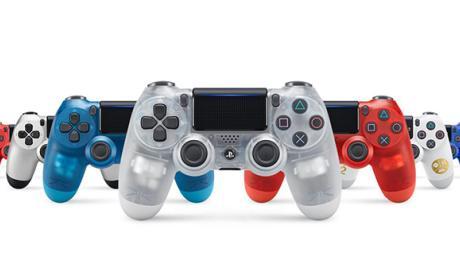 Así son los nuevos mandos DualShock para PS4