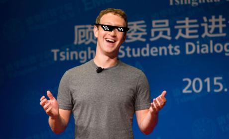 No hay forma posible de bloquear a Zuckerberg en Facebook.