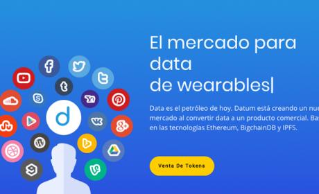 App Datum para vender datos de redes sociales