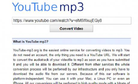 YouTube-mp3.org cierra