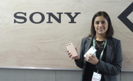 Entrevistamos a Diana Hernández de Sony Mobile acerca de los nuevos Xperia XZ1