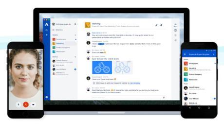 Stride, nueva app de comunciación en equipo de Atlassian.