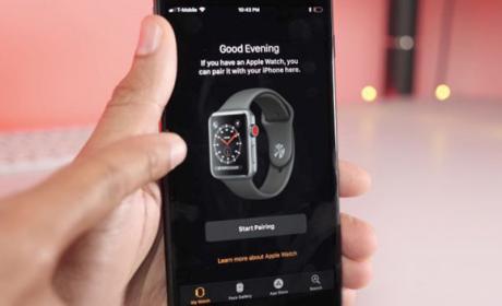 Así es el nuevo Apple Watch LTE