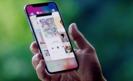 Estas son las nuevas características del iPhone X.