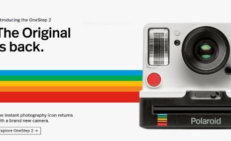 Polaroid vuelve a fabricar cámaras en 2017