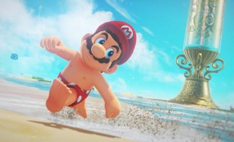Los pezones de Mario son tendencia
