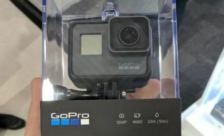GoPro Hero6 Black, se filtran imágenes y especificaciones