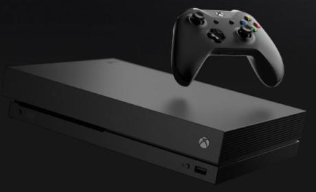 Xbox One X, ya en preventa mes y medio antes de su lanzamiento.