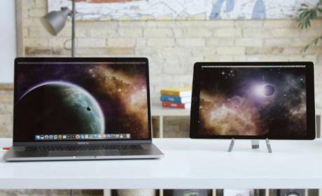 Cómo crear una segunda pantalla para macOS en el iPad.