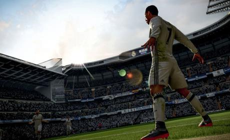 Ya puedes descargar FIFA 18 para Xbox One.