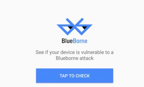 BlueBorne actualización Samsung