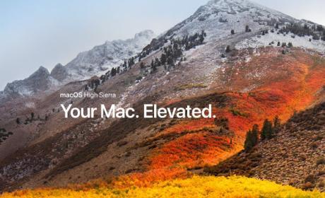 Ya puedes actualizar de forma oficial tu Mac a macOS High Sierra 10.13.