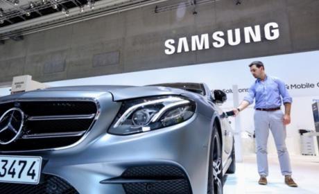 Samsung se prepara para fabricar memorias internas para coches