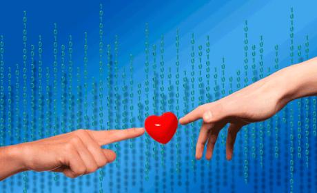 Desbloquear pc móvil usando corazón