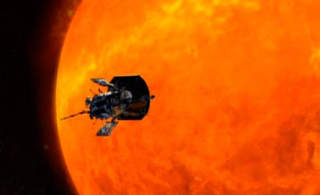 Nave Parker Solar Probe de la NASA para estudiar el Sol