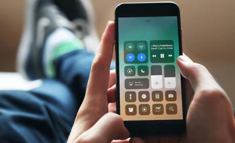 grabar pantalla iOS 11