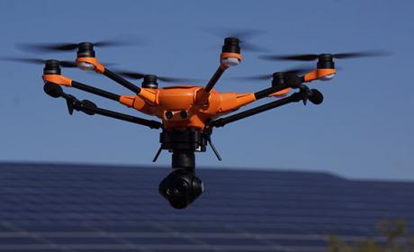 dron yuneec