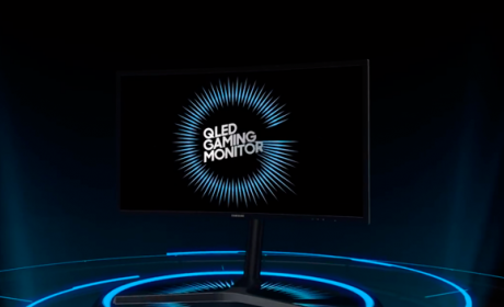 monitor samsung QLED con HDR