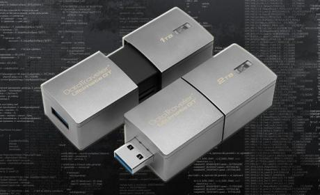 USB DataTraveler GT de Kingston