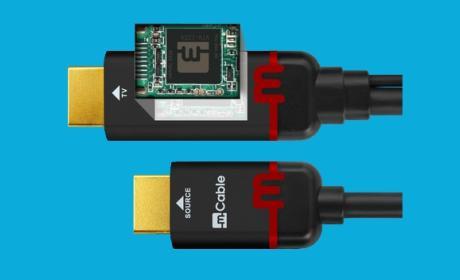 mCable, el cable HDMI que elimina el aliasing de los juegos