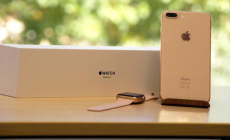 iPhone 8 Plus y Apple Watch Series 3, unboxing en vídeo