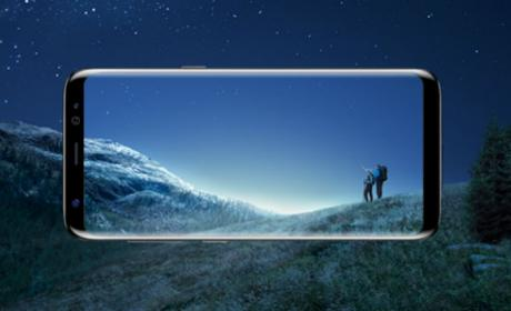 Pantalla sin marcos en los nuevos móviles de gama media de Samsung para 2018.
