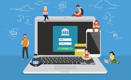 ¿Estás protegido durante tus operaciones de banca online?