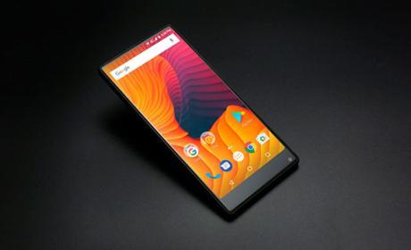 Vernee Mix 2, móvil con pantalla sin marcos con buen precio