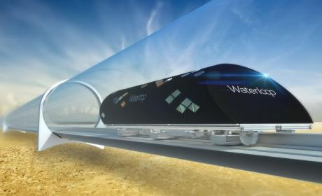 Qué es y cómo funciona Hyperloop, historia del transporte