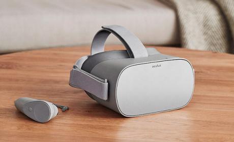 Oculus Go, las gafas VR de Facebook que no necesitan móvil ni ordenador