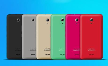 Se filtran los teléfonos de Alcatel para 2018