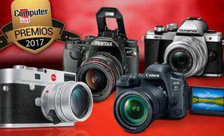 Finalistas a los Premios ComputerHoy como mejor cámara avanzada.