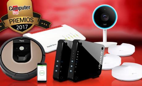 Finalistas a los Premios ComputerHoy como mejor dispositivo para eHome.
