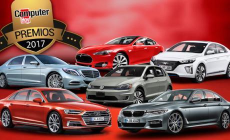 Finalistas a los Premios ComputerHoy como mejor coche conectado.