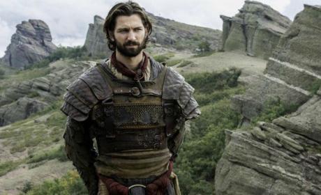 Daario Naharis no volverá a Juego de Tronos como capitán de la Compañía Dorada.