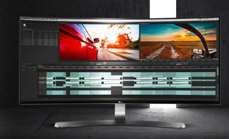 LG Ultrawide, precio de los monitores de 21:9 con IPS